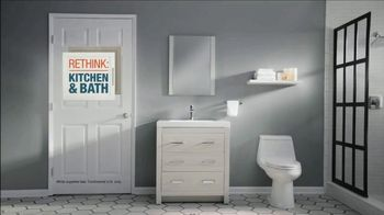 The Home Depot TV Spot, 'Make a Big Change to Your Bathroom' - Thumbnail 9