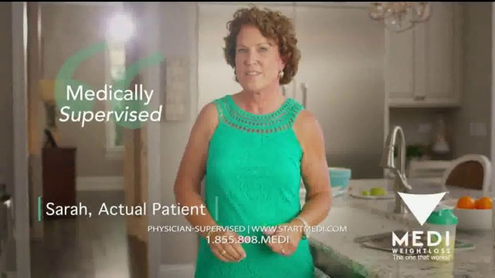 Medi Weightloss Tv Commercial Medically Supervised Clinically