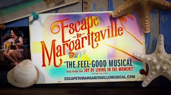 Escape to Margaritaville TV Spot, 'Get Tickets Today' - Thumbnail 9