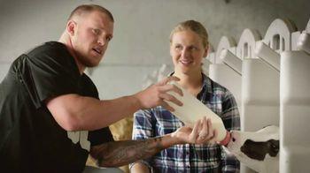Land O'Lakes TV Spot, 'Farm Bowl: Baby Cows' Featuring Kyle Rudolph