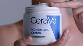 CeraVe Moisturizing Cream TV Spot, 'Your Dry Skin Is Missing Something' - Thumbnail 3