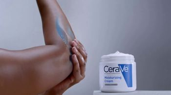CeraVe Moisturizing Cream TV Spot, 'Your Dry Skin Is Missing Something' - Thumbnail 8