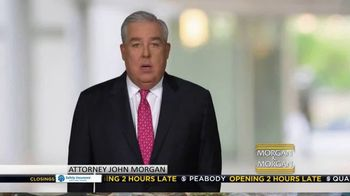 Morgan and Morgan Law Firm TV Spot, 'On the Job' - Thumbnail 1