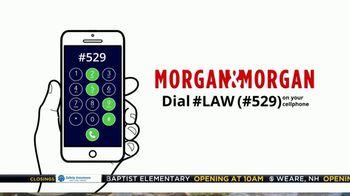 Morgan and Morgan Law Firm TV Spot, 'On the Job' - Thumbnail 8
