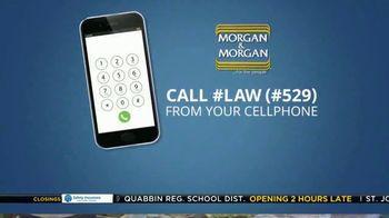 Morgan and Morgan Law Firm TV Spot, 'On the Job' - Thumbnail 5