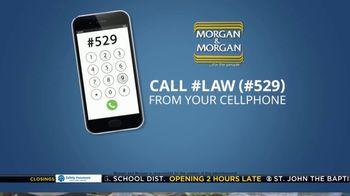Morgan and Morgan Law Firm TV Spot, 'On the Job' - Thumbnail 6