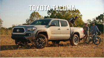 Toyota Tacoma TV Spot, 'All Terrain or Mall Terrain' - Thumbnail 8