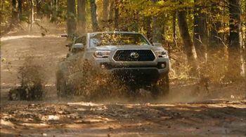 Toyota Tacoma TV Spot, 'All Terrain or Mall Terrain' - Thumbnail 7