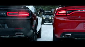 Dodge TV Spot, 'Brotherhood of Muscle: Chase a Wolf'