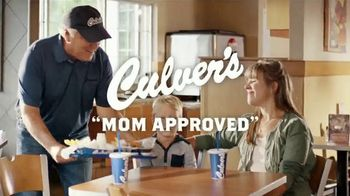 Culver's Premium Chicken Tenders TV Spot, 'Mom Approved'