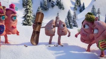 The Real Cost TV Spot, 'Little Lungs in a Great Big World: Snowboard' - Thumbnail 4