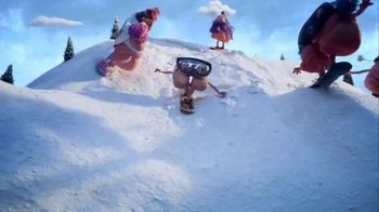 The Real Cost TV Spot, 'Little Lungs in a Great Big World: Snowboard' - Thumbnail 5