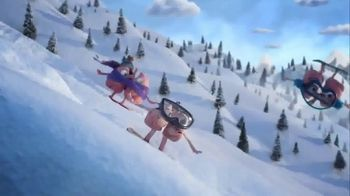The Real Cost TV Spot, 'Little Lungs in a Great Big World: Snowboard' - Thumbnail 6