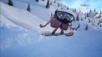 The Real Cost TV Spot, 'Little Lungs in a Great Big World: Snowboard' - Thumbnail 7