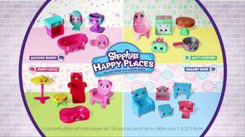 McDonald's Happy Meal TV Spot, 'Shopkins Happy Places' - Thumbnail 9