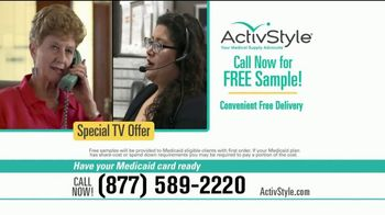 ActivStyle TV Spot, 'Bladder Control Issues' - Thumbnail 9