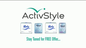 ActivStyle TV Spot, 'Bladder Control Issues' - Thumbnail 1