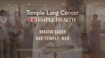 Temple University Lung Center TV Spot, 'Michael P.' - Thumbnail 10