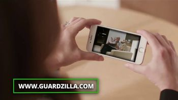 Guardzilla 360 TV Spot, '360 Degrees of Protection' - Thumbnail 8