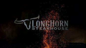 Longhorn Steakhouse Longhorn Favorites TV Spot, 'Instincts' - Thumbnail 1
