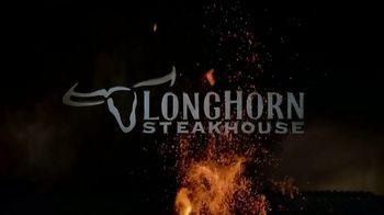 Longhorn Steakhouse Longhorn Favorites TV Spot, 'Instincts' - Thumbnail 9