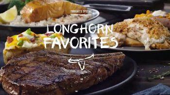 Longhorn Steakhouse Longhorn Favorites TV Spot, 'Instincts' - Thumbnail 6