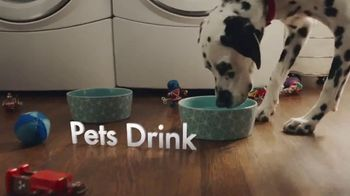Culligan Water TV Spot, 'Your Whole Home Drinks' - Thumbnail 3