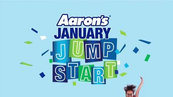Aaron's January Jumpstart TV Spot, 'Jump Into a New Lease' - Thumbnail 1