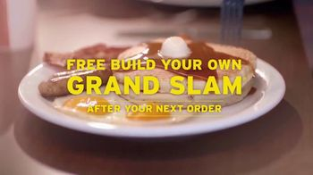 Denny's On Demand TV Spot, 'Free Build Your Own Grand Slam' - Thumbnail 5