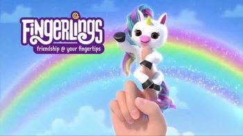 Fingerlings Unicorns TV Spot, 'Gigi the Unicorn' - Thumbnail 2
