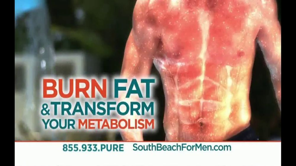 South Beach For Men TV Commercial, 'Get Results' Featuring Jessie James Decker