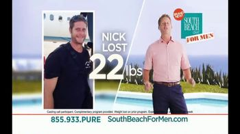 South Beach For Men TV Spot, 'Get Results' Featuring Jessie James Decker - Thumbnail 4