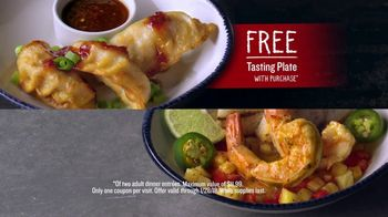 Red Lobster Tasting Plates TV Spot, 'Our New Menu: Tasting Plate Offer'
