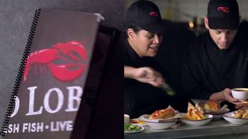 Red Lobster Tasting Plates TV Spot, 'Our New Menu: Tasting Plate Offer' - Thumbnail 1