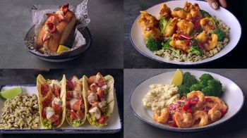 Red Lobster Tasting Plates TV Spot, 'Our New Menu: Tasting Plate Offer' - Thumbnail 2