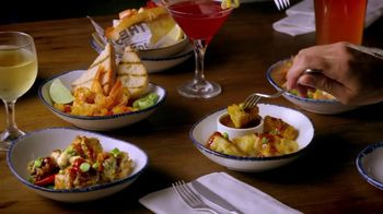 Red Lobster Tasting Plates TV Spot, 'Our New Menu: Tasting Plate Offer' - Thumbnail 3