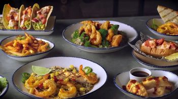 Red Lobster Tasting Plates TV Spot, 'Our New Menu: Tasting Plate Offer' - Thumbnail 8