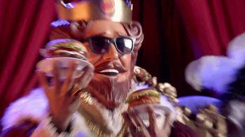 Burger King 2 for $6 Mix or Match TV Spot, 'Too Legit' - Thumbnail 4