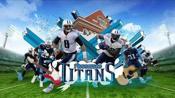 2018 NFL Playoffs TV Spot, 'Titans Playoff Picture' Song by Rae Sremmurd - 27 commercial airings