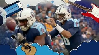 2018 NFL Playoffs TV Spot, 'Titans Playoff Picture' Song by Rae Sremmurd - Thumbnail 5