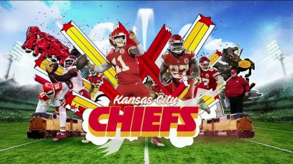 2018 NFL Playoffs TV Commercial Chiefs Playoff Picture