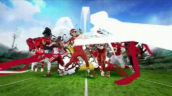 2018 NFL Playoffs TV Spot, 'Chiefs Playoff Picture' Song by Rae Sremmurd - Thumbnail 1