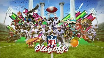 2018 NFL Playoffs TV Spot, 'Chiefs Playoff Picture' Song by Rae Sremmurd - Thumbnail 10