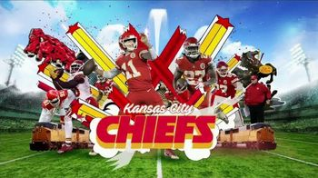 2018 NFL Playoffs TV Spot, 'Chiefs Playoff Picture' Song by Rae Sremmurd - 11 commercial airings