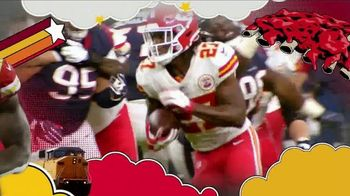 2018 NFL Playoffs TV Spot, 'Chiefs Playoff Picture' Song by Rae Sremmurd - Thumbnail 5