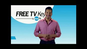 Clear TV TV Key TV Spot, 'Sin contratos' con Robert Avellanet [Spanish]