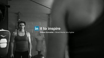 LinkedIn TV Spot, 'Colleen Schneider: In It to Inspire Others' - Thumbnail 7