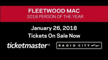 Radio City Music Hall TV Spot, '2018 MusiCares Person of the Year' - Thumbnail 10