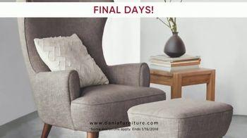 Dania Winter Clearance Sale TV Spot, 'Final Days' - Thumbnail 4
