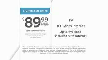XFINITY TV, Internet & Voice TV Spot, 'Bundle and Save' - Thumbnail 7